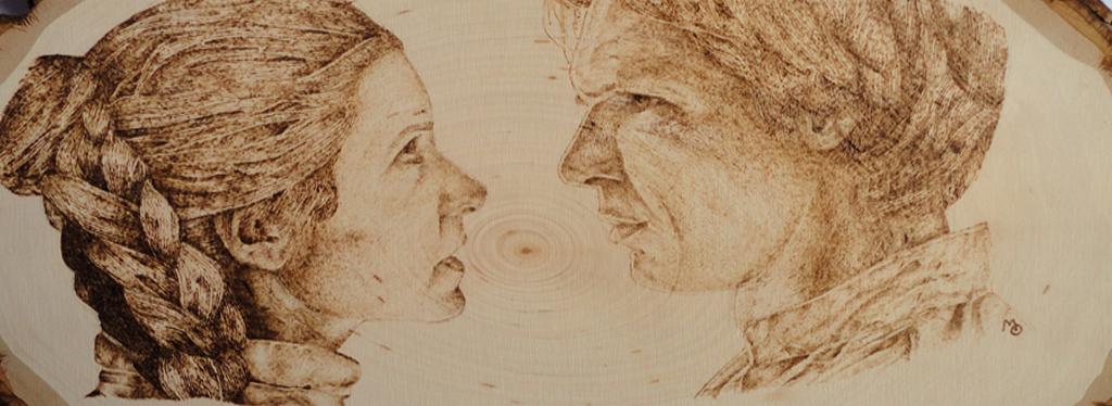 imagenes para pirograbado en madera