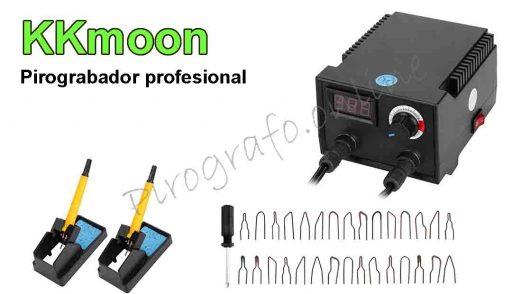 Kkmoon pirograbador profesional con 100 watts